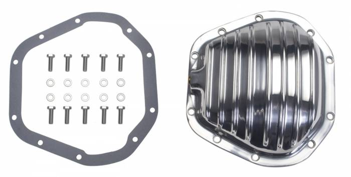 Trans-Dapt Performance Products - Trans-Dapt Performance Products Polished Aluminum Differential Cover Kit 4824