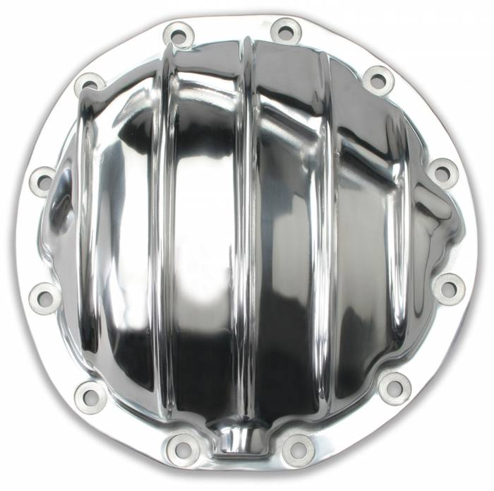 Trans-Dapt Performance Products - Trans-Dapt Performance Products Polished Aluminum Differential Cover Kit 4835