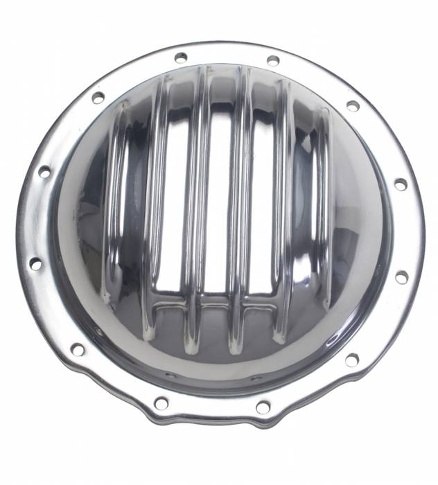 Trans-Dapt Performance Products - Trans-Dapt Performance Products Polished Aluminum Differential Cover Kit 4828