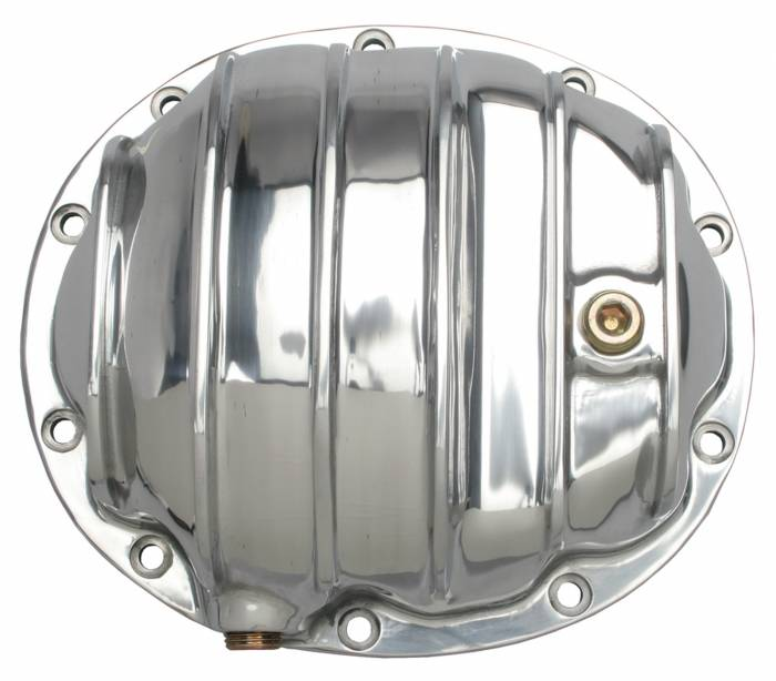 Trans-Dapt Performance Products - Trans-Dapt Performance Products Polished Aluminum Differential Cover Kit 4832