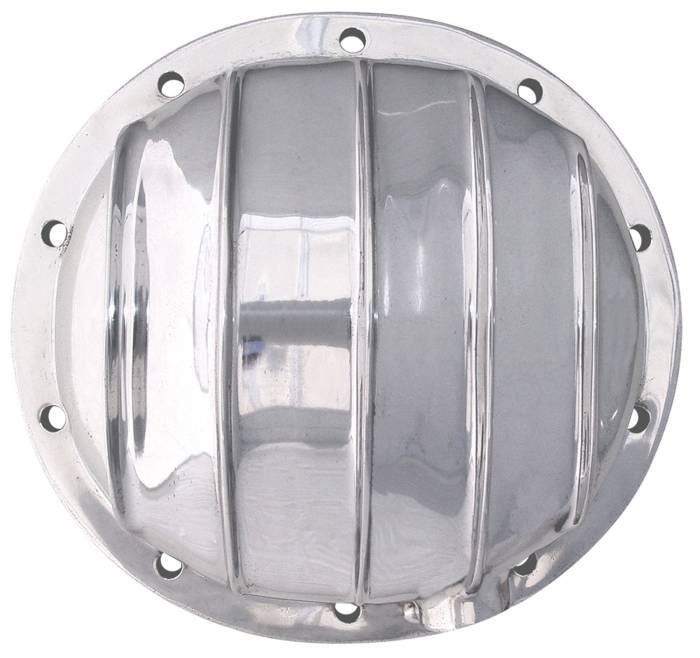 Trans-Dapt Performance Products - Trans-Dapt Performance Products Polished Aluminum Differential Cover Kit 4833