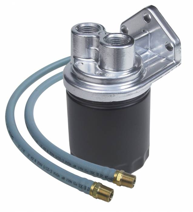 Trans-Dapt Performance Products - Trans-Dapt Performance Products Automatic Transmission Filter System 1255