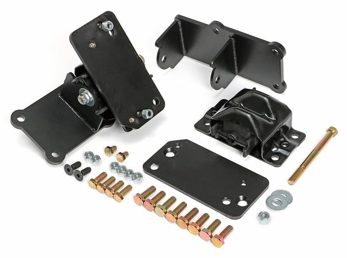 Trans-Dapt Performance Products - Trans-Dapt Performance Products LS Engine Swap Mount Kit 4201