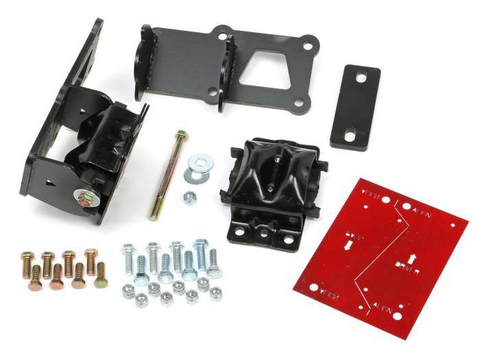 Trans-Dapt Performance Products - Trans-Dapt Performance Products LS Engine Swap Mount Kit 4202