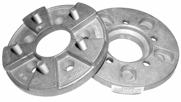 Trans-Dapt Performance Products - Trans-Dapt Performance Products Universal 5-Lug Wheel Adapter 7071