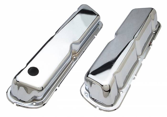 Trans-Dapt Performance Products - Trans-Dapt Performance Products Chrome Valve Cover OEM Reproduction 8867