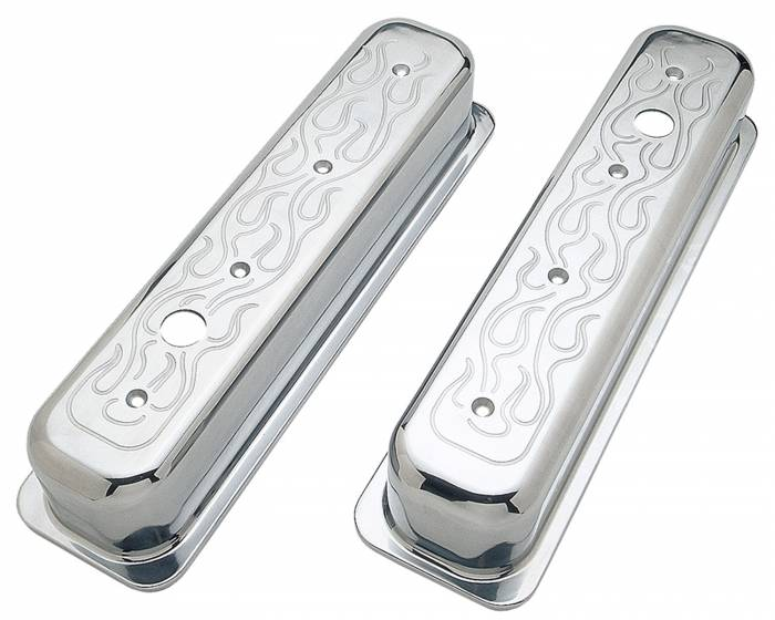 Trans-Dapt Performance Products - Trans-Dapt Performance Products Aluminum Valve Cover 6987