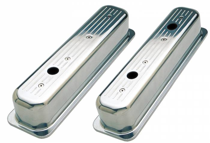 Trans-Dapt Performance Products - Trans-Dapt Performance Products Aluminum Valve Cover 6988