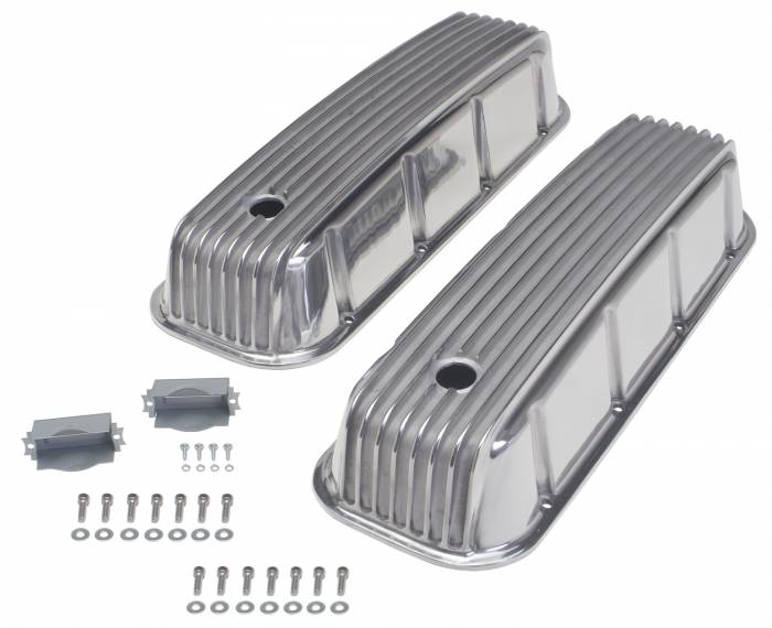 Trans-Dapt Performance Products - Trans-Dapt Performance Products Aluminum Valve Cover 6609