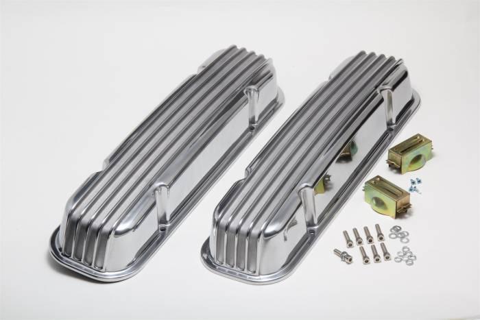 Trans-Dapt Performance Products - Trans-Dapt Performance Products Aluminum Valve Cover 6614