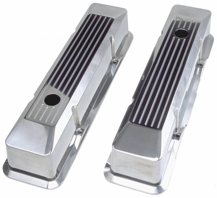 Trans-Dapt Performance Products - Trans-Dapt Performance Products Aluminum Valve Cover 6091