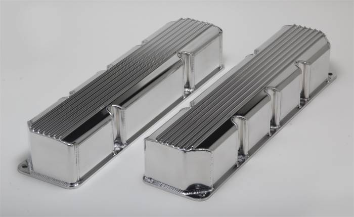 Trans-Dapt Performance Products - Trans-Dapt Performance Products Hamburgers Fabricated Valve Cover Set 1130