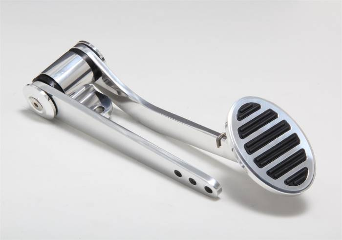 Trans-Dapt Performance Products - Trans-Dapt Performance Products Aluminum Firewall Mount Gas Pedal 9505
