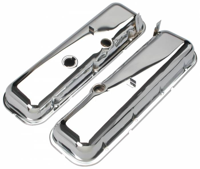 Trans-Dapt Performance Products - Trans-Dapt Performance Products Chrome Valve Cover OEM Reproduction 9503