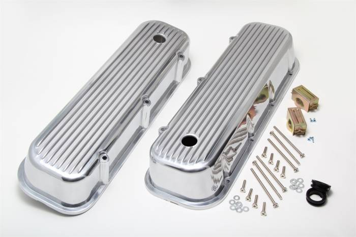 Trans-Dapt Performance Products - Trans-Dapt Performance Products Aluminum Valve Cover 6615