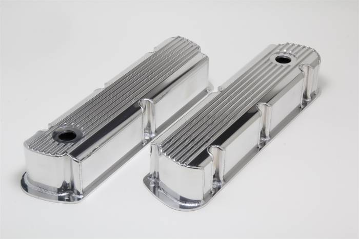 Trans-Dapt Performance Products - Trans-Dapt Performance Products Hamburgers Fabricated Valve Cover Set 1119
