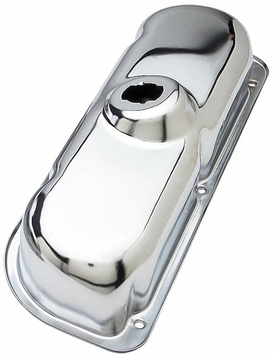 Trans-Dapt Performance Products - Trans-Dapt Performance Products Chrome Plated Steel Valve Cover 9432