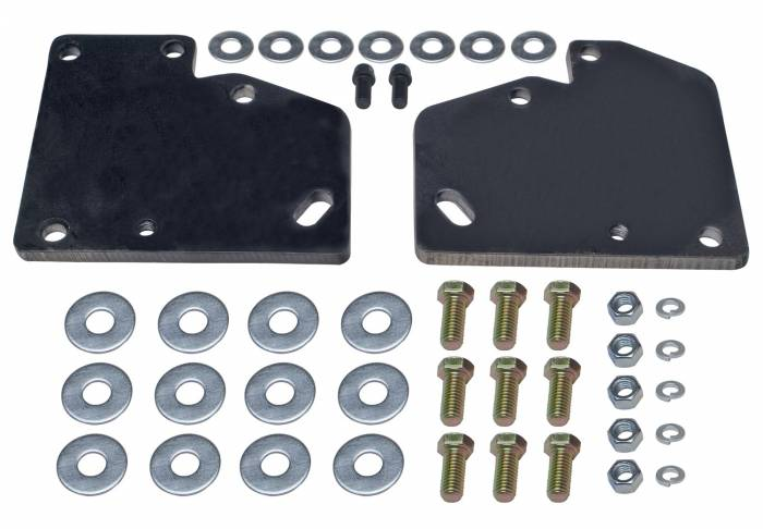 Trans-Dapt Performance Products - Trans-Dapt Performance Products Chevy Small Block Engine Swap Kit 4689