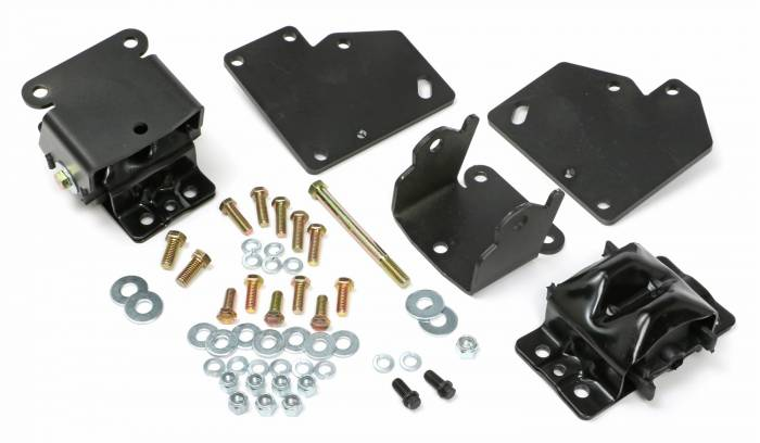 Trans-Dapt Performance Products - Trans-Dapt Performance Products Chevy Small Block Engine Swap Kit 4690