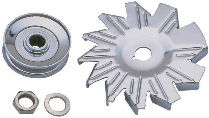 Trans-Dapt Performance Products - Trans-Dapt Performance Products Alternator Fan And Pulley 9446