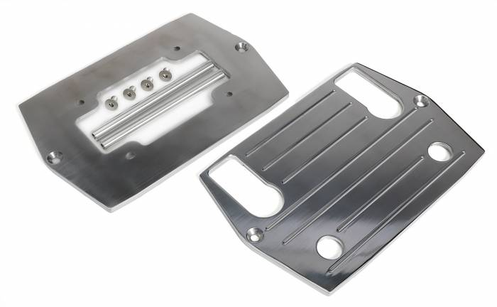 Trans-Dapt Performance Products - Trans-Dapt Performance Products Billet Optima Battery Tray 9327