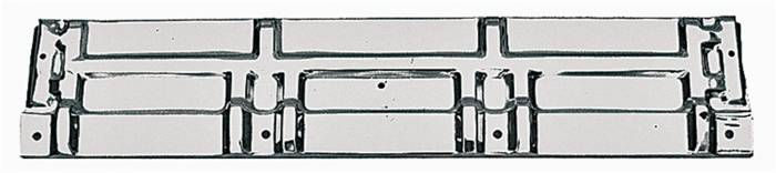 Trans-Dapt Performance Products - Trans-Dapt Performance Products Radiator Support Panel 9673