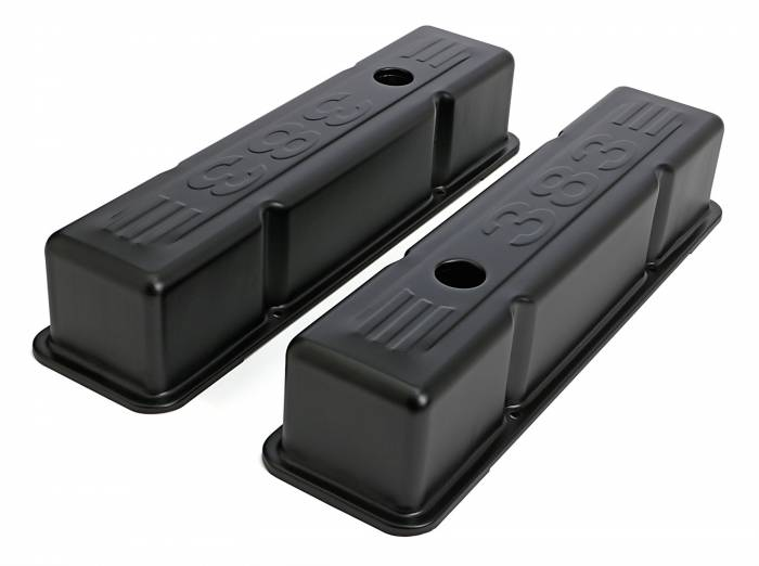 Trans-Dapt Performance Products - Trans-Dapt Performance Products Powder Coated Valve Cover 9861