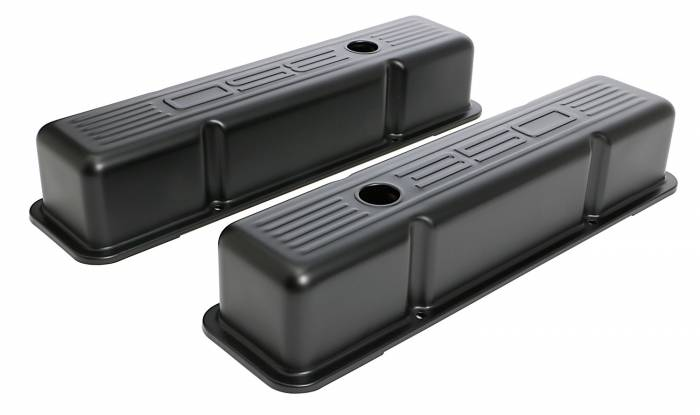 Trans-Dapt Performance Products - Trans-Dapt Performance Products Powder Coated Valve Cover 8677
