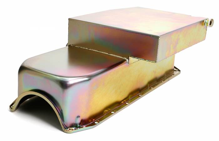 Trans-Dapt Performance Products - Trans-Dapt Performance Products Street/Strip Oil Pan 7115