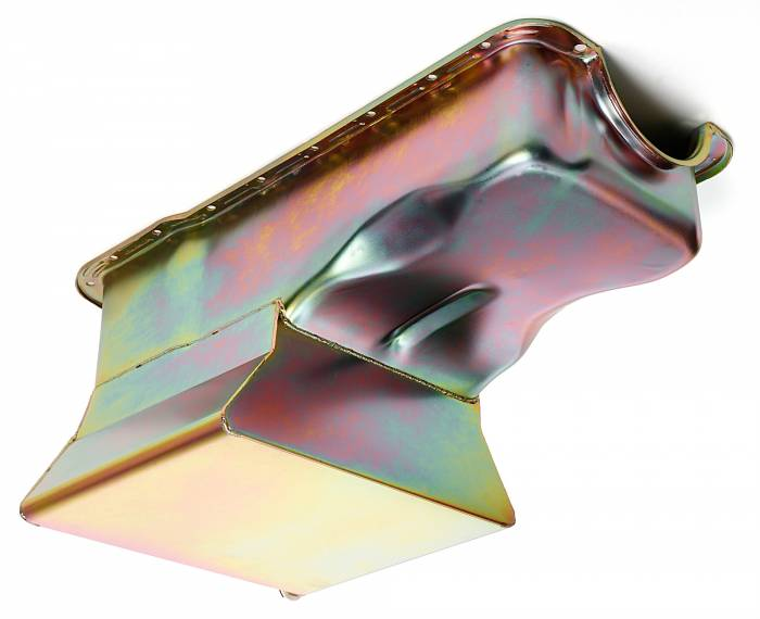 Trans-Dapt Performance Products - Trans-Dapt Performance Products Street/Strip Oil Pan 7417