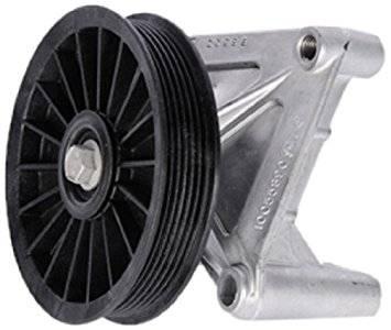 GM (General Motors) - 10055890 -A/C Compressor Eliminator Bracket/Pulley - For Eliminating R4 Serpentine Compressor