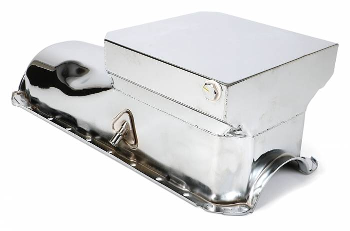 Trans-Dapt Performance Products - Trans-Dapt Performance Products Drag Race Oil Pan  9728