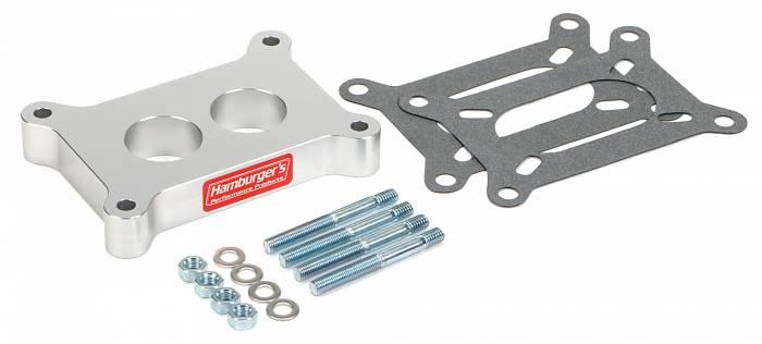 Trans-Dapt Performance Products - Trans-Dapt Performance Products Hamburgers Billet Aluminum Carb Spacer 3131