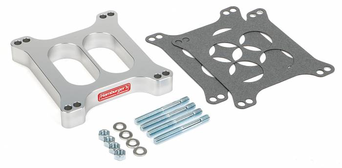Trans-Dapt Performance Products - Trans-Dapt Performance Products Hamburgers Billet Aluminum Carb Spacer 3217
