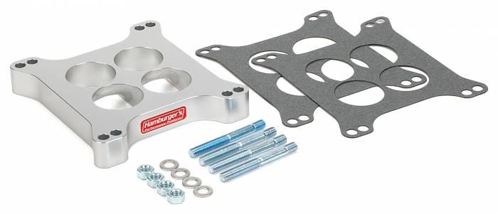 Trans-Dapt Performance Products - Trans-Dapt Performance Products Hamburgers Billet Aluminum Carb Spacer 3219
