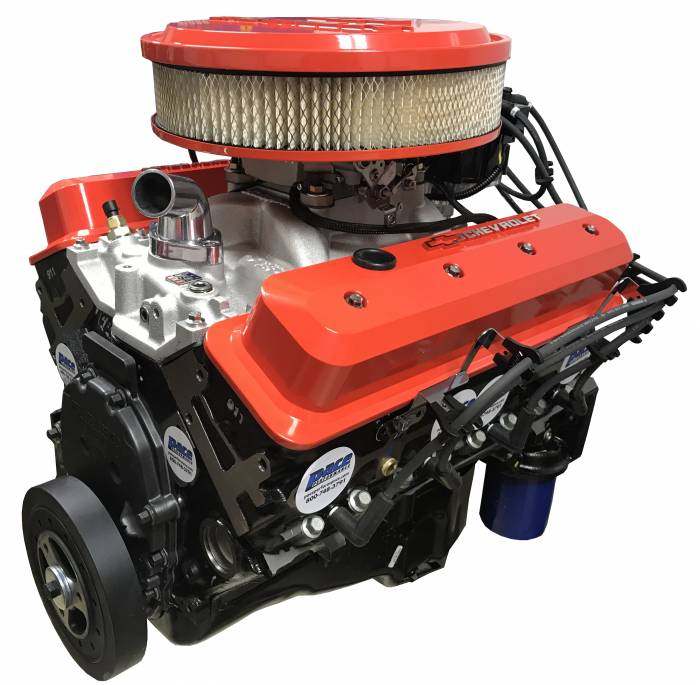 GM (General Motors) - GMP-12530283-OF -390hp, Roller Cam, 4 Bolt Main - (No mechanical Fuel Pump Provision)