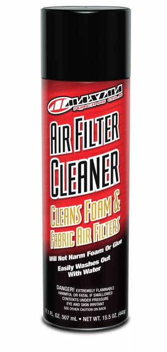Maxima Racing Oils - MAX-79920 - Maxima Air Filter Cleaner, 15.5 oz
