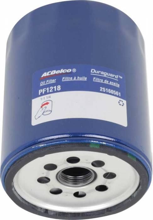 GM (General Motors) - 25160561 - Ac Delco Pf 1218 Oil Filter Small Block / Big Block Chevy
