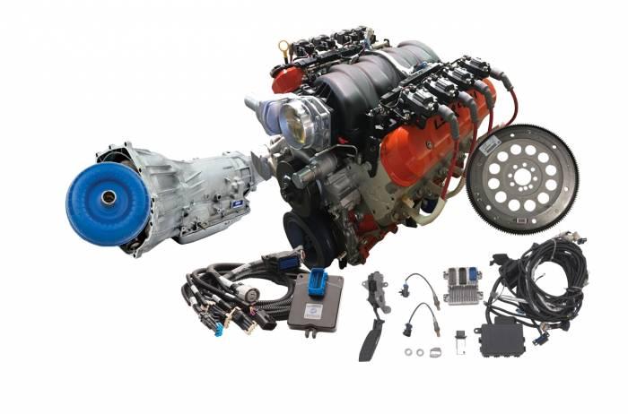 PACE Performance - GMP-LSX4544L75E - Pace Exclusive LSX 454 585HP & 4L75E Combo Package