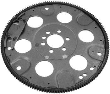 "GM (General Motors) - 12554824 - GM OE SBC, 1pc Rear Seal, 14""O.D. 168T Externally Balance, non-SFI"