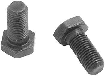GM (General Motors) - 476576 - GM 60 Degree V6 Manual Transmission Flywheel Bolt - 10mm X 1.0mm X 23mm - 1979-1992 2.8L, 3.1L Engines