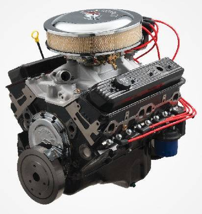 Chevrolet Performance Parts - 19367082 - SP350CID 357 HP Deluxe Crate Engine