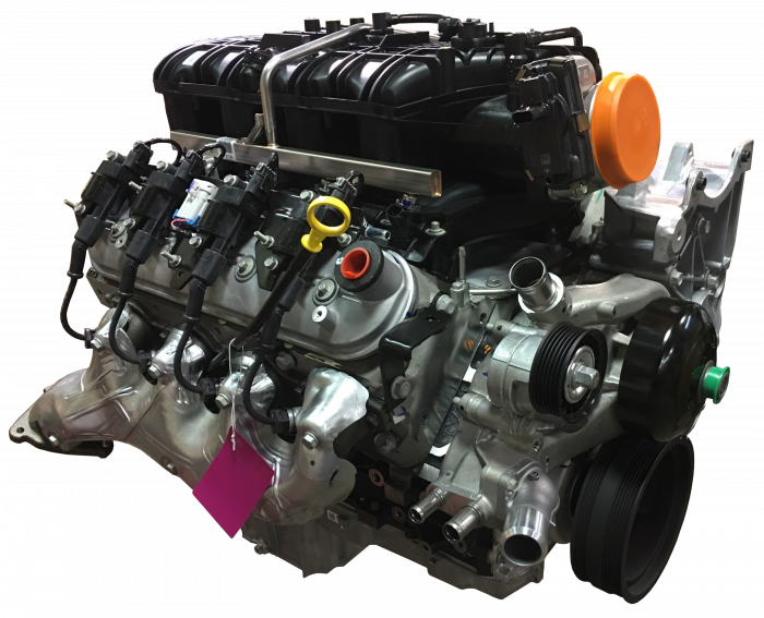 Chevrolet Performance Parts - 12677741 - L96 6.0L 360HP Gen IV CPP Crate Engine