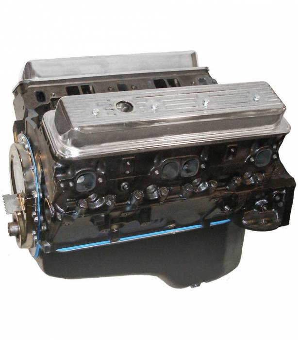 Blue Print - BP38301CT - BluePrint SBC 383CID 280HP Long Block 87-95 GM Truck Engine