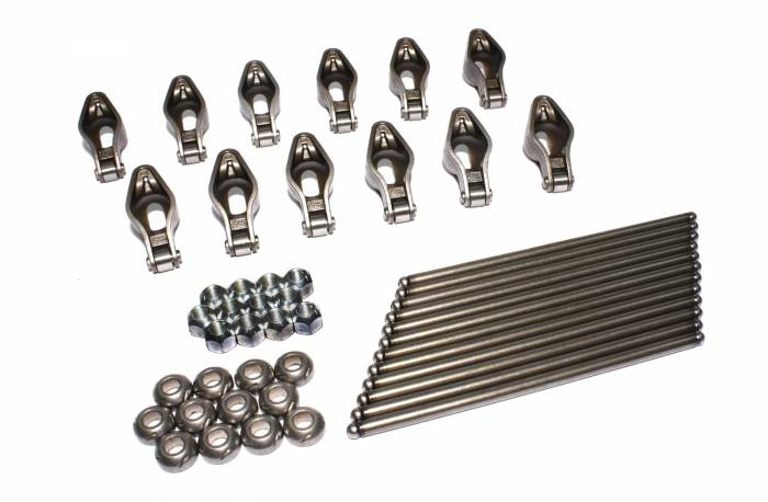 Competition Cams - Competition Cams Rocker Arm And Push Rod Kit RPR200-12