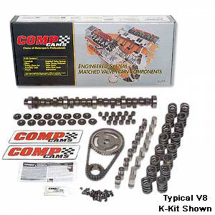 Competition Cams - Competition Cams Magnum Camshaft Kit K18-420-8
