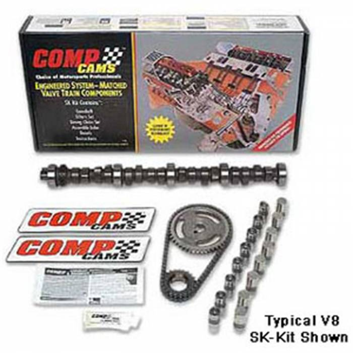 Competition Cams - Competition Cams Magnum Camshaft Small Kit SK18-410-8