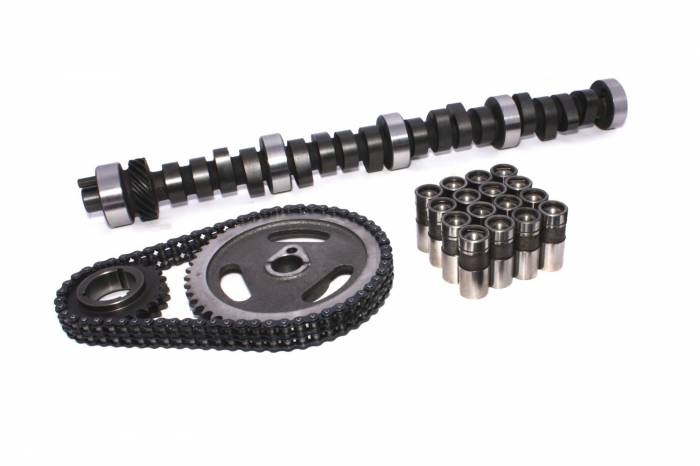 Competition Cams - Competition Cams High Energy Camshaft Small Kit SK38-240-4