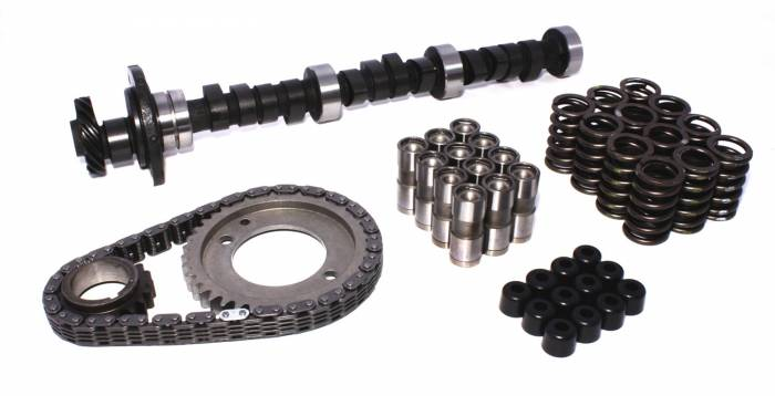 Competition Cams - Competition Cams High Energy Camshaft Kit K69-248-4