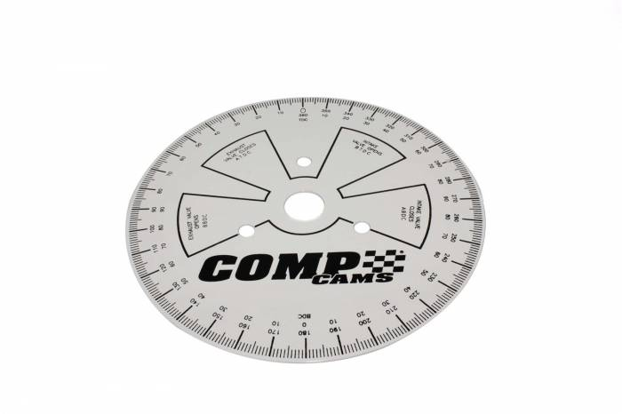 Competition Cams - Competition Cams Sportsman Degree Wheel 4790
